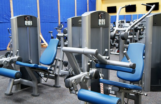 weight loss in the gym using equipment